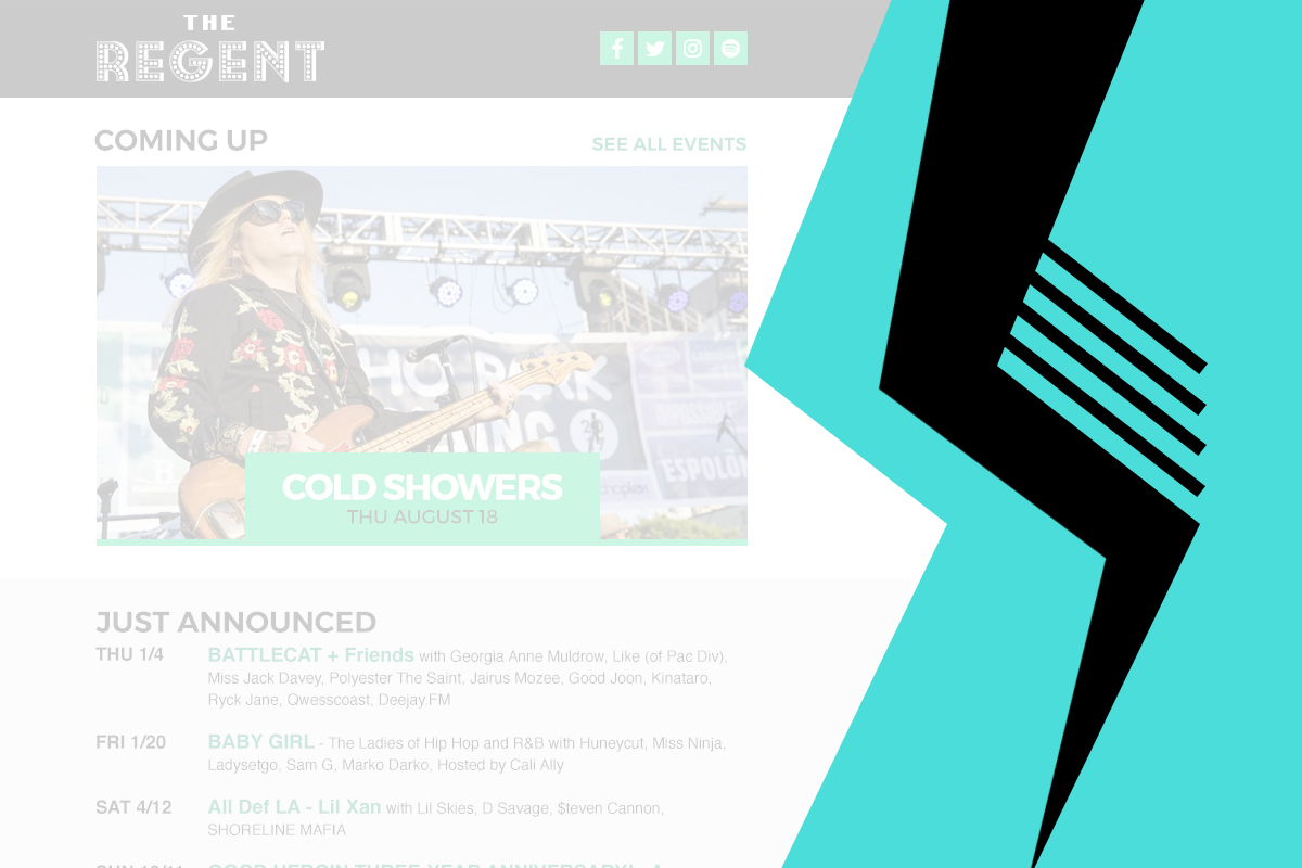 Spaceland Email Templates